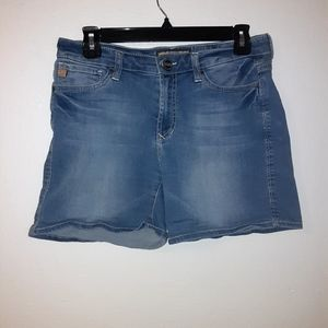 Dear John denim shorts size 7